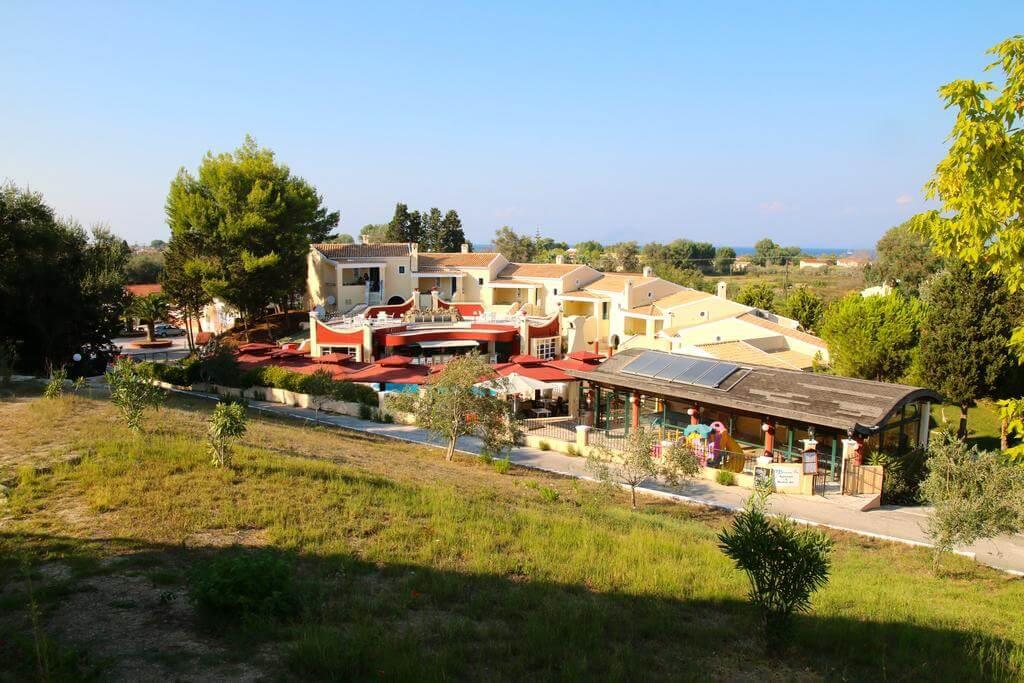 Mediterranean Blue Complex