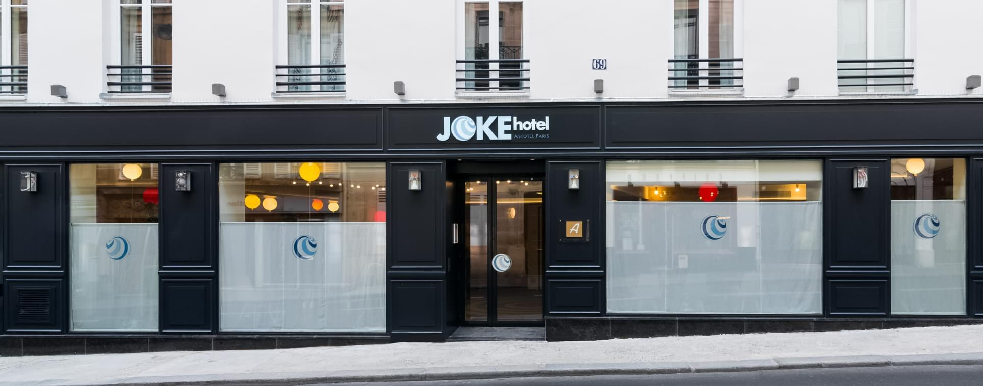 Astotel Joke