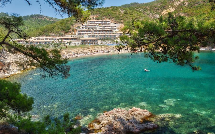 Thassos grand resort 5 о тасос