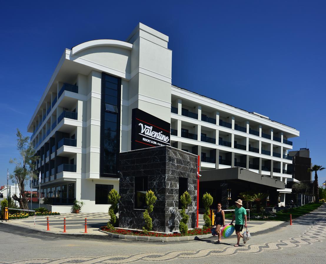 Tury V Hotel Side Valentine Resort Spa 5 Kumkoj Turciya Otzyvy Oteli Ot Pegas Turistik
