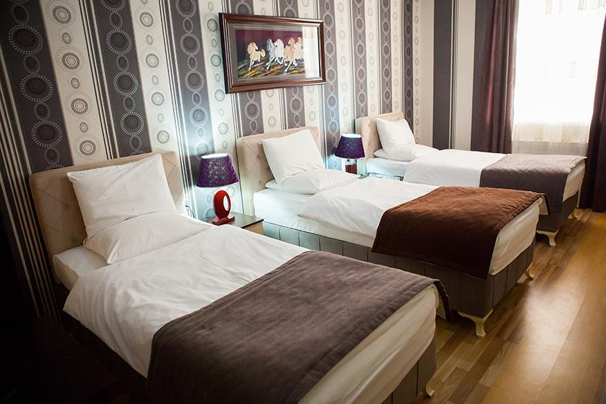 Issam Hotel & Spa 4*