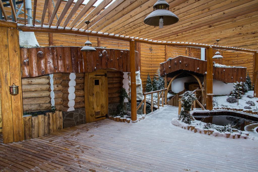 Luxury House Eco-hotel & Spa