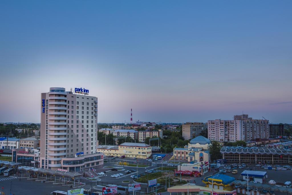 Park Inn by Radisson Astrakhan