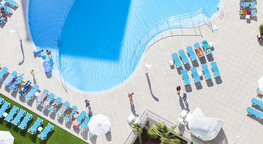 Отель в испании порт бенидорм