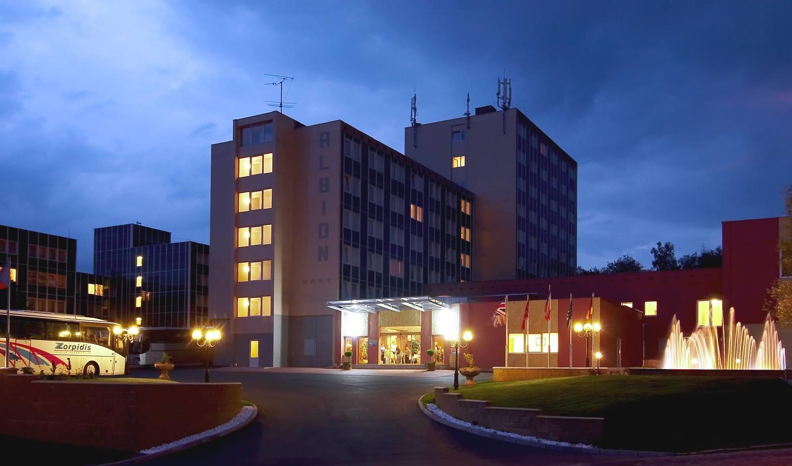 Albion Hotel Prague