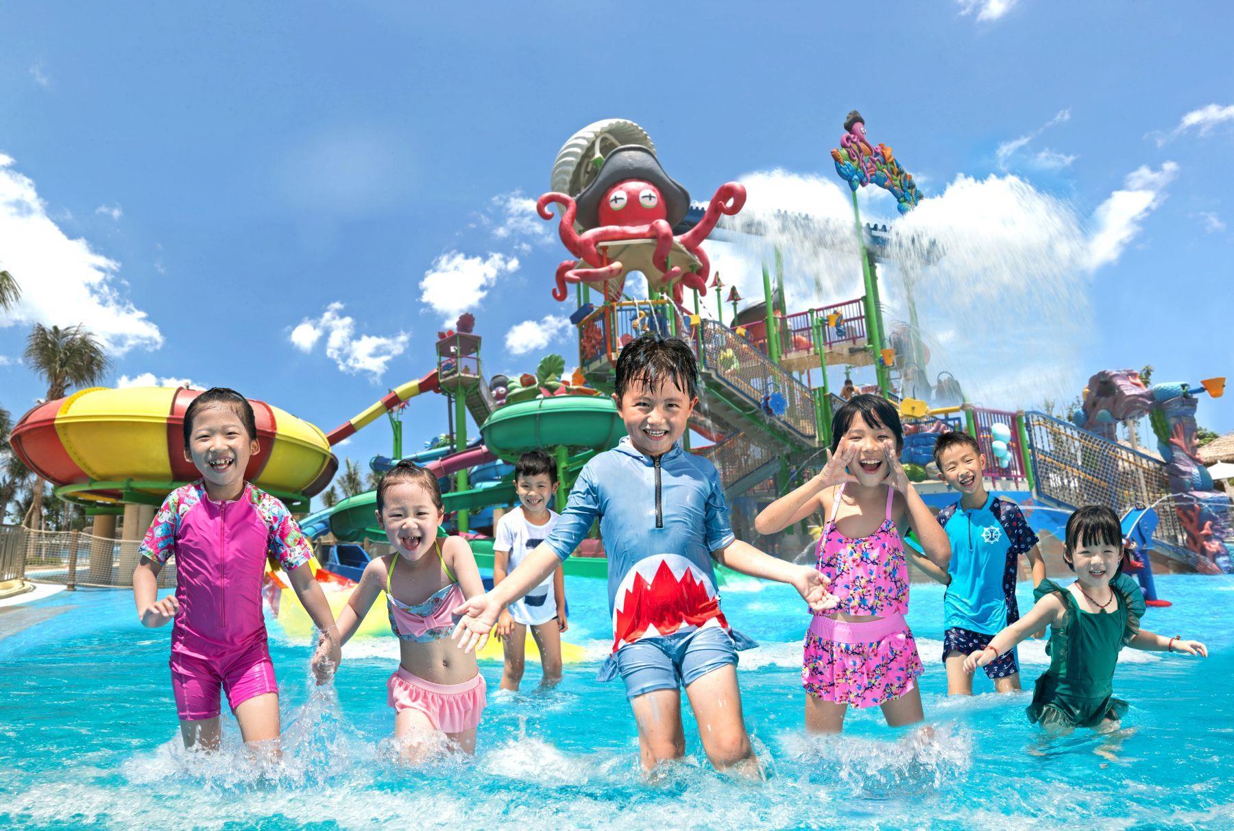 китай о хайнань фото отели с аквапарком имеет несколько названий