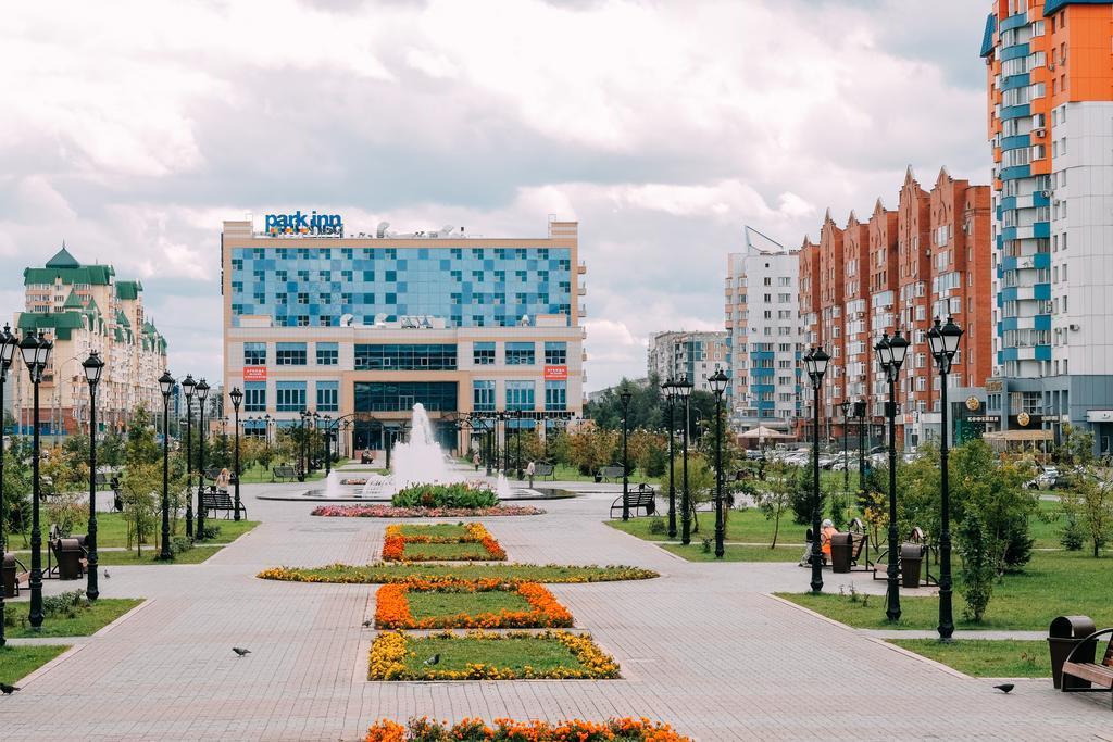 Park Inn by Radisson Novokuznetsk
