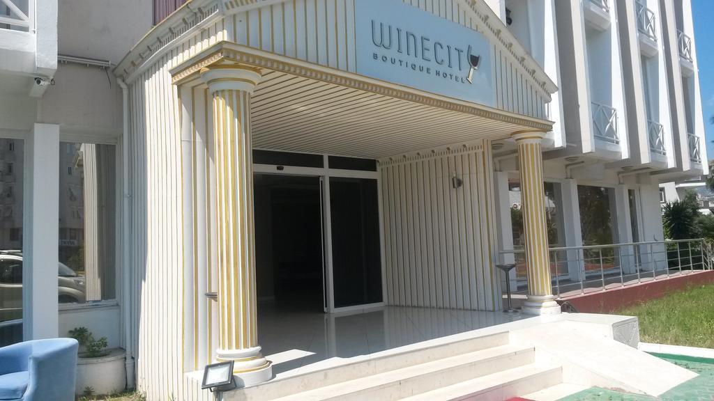 Winecity Boutique Hotel 3*