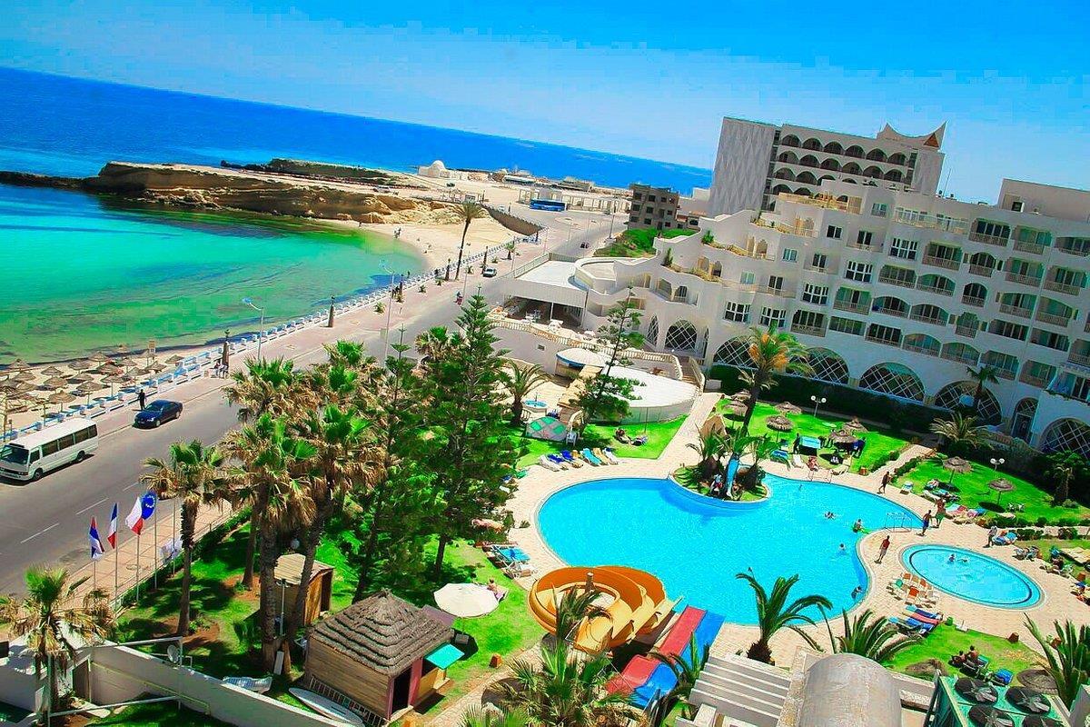 отель дельфин хабиб монастир в тунисе