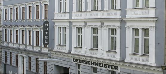 City Hotel Deutschmeister 4*