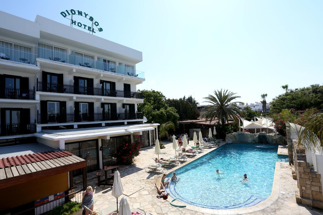 дионисос отель кипр фото нательное