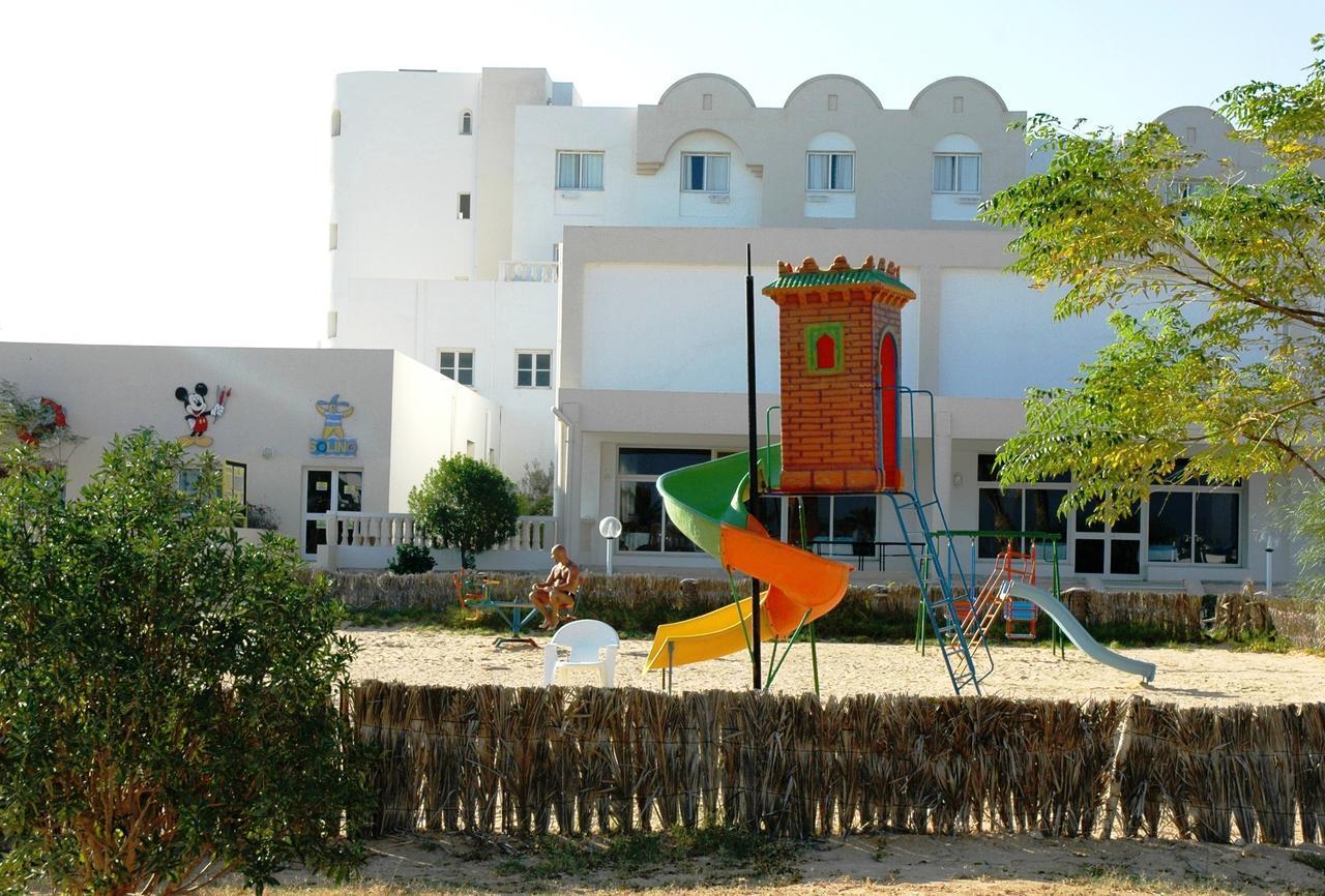 топ отелей джерба тунис