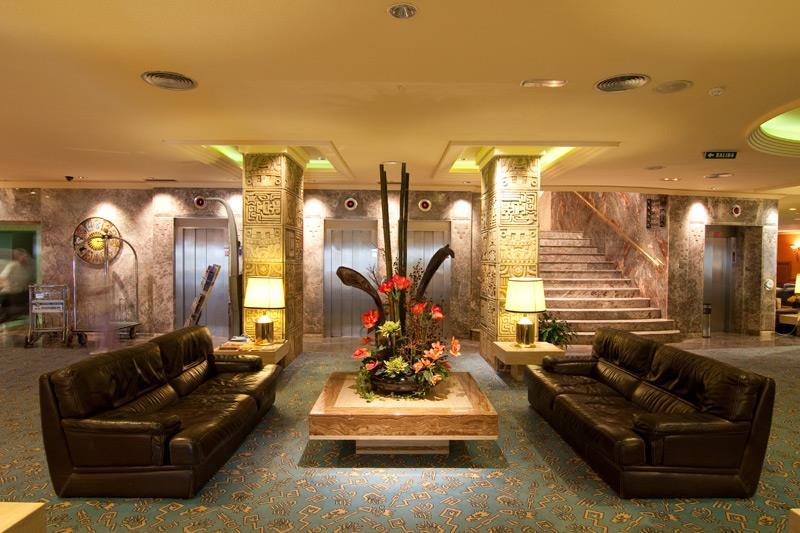 Отель дон панчо в бенидорме