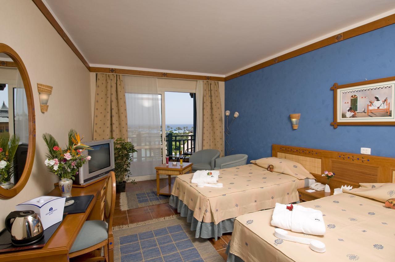 Египет отель дримс бич резорт