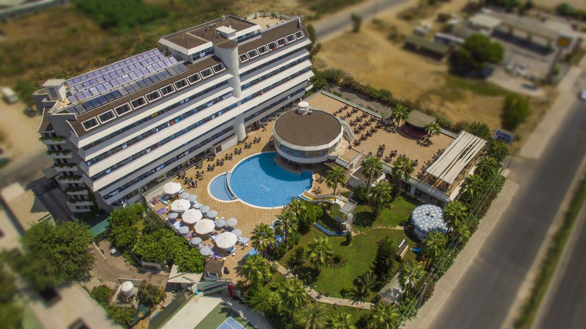 отель дрита турция отзывы и фото