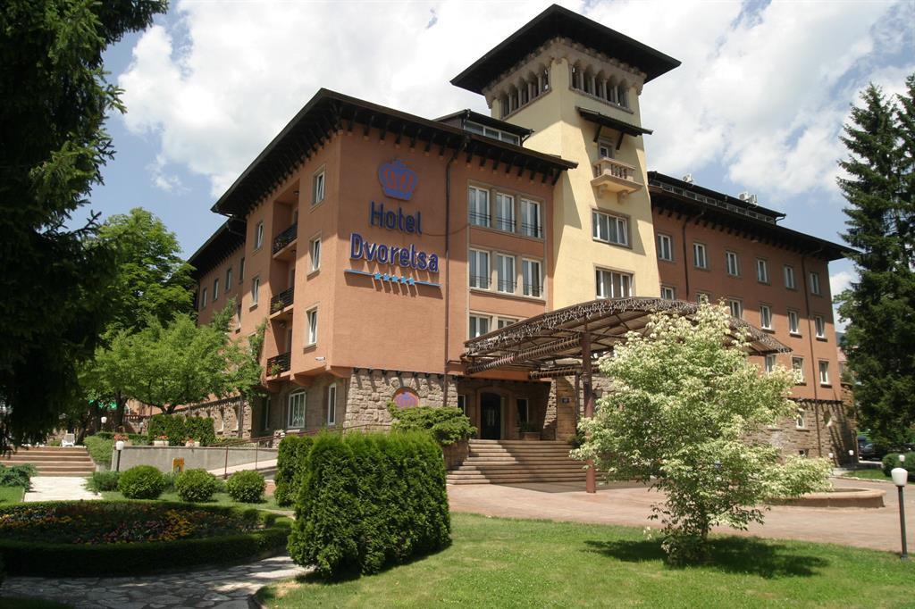 5 звездочные отели болгарии