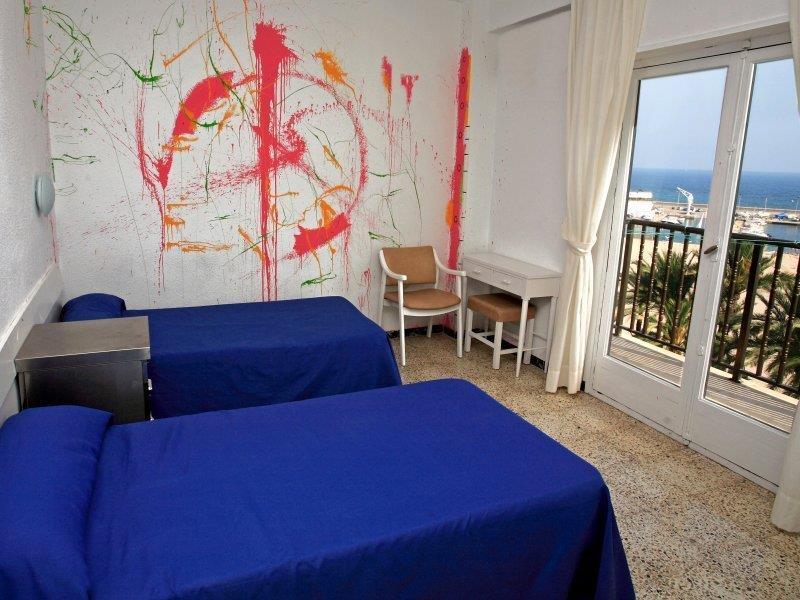 Испания бенидорм отель эсмеральда доминикана