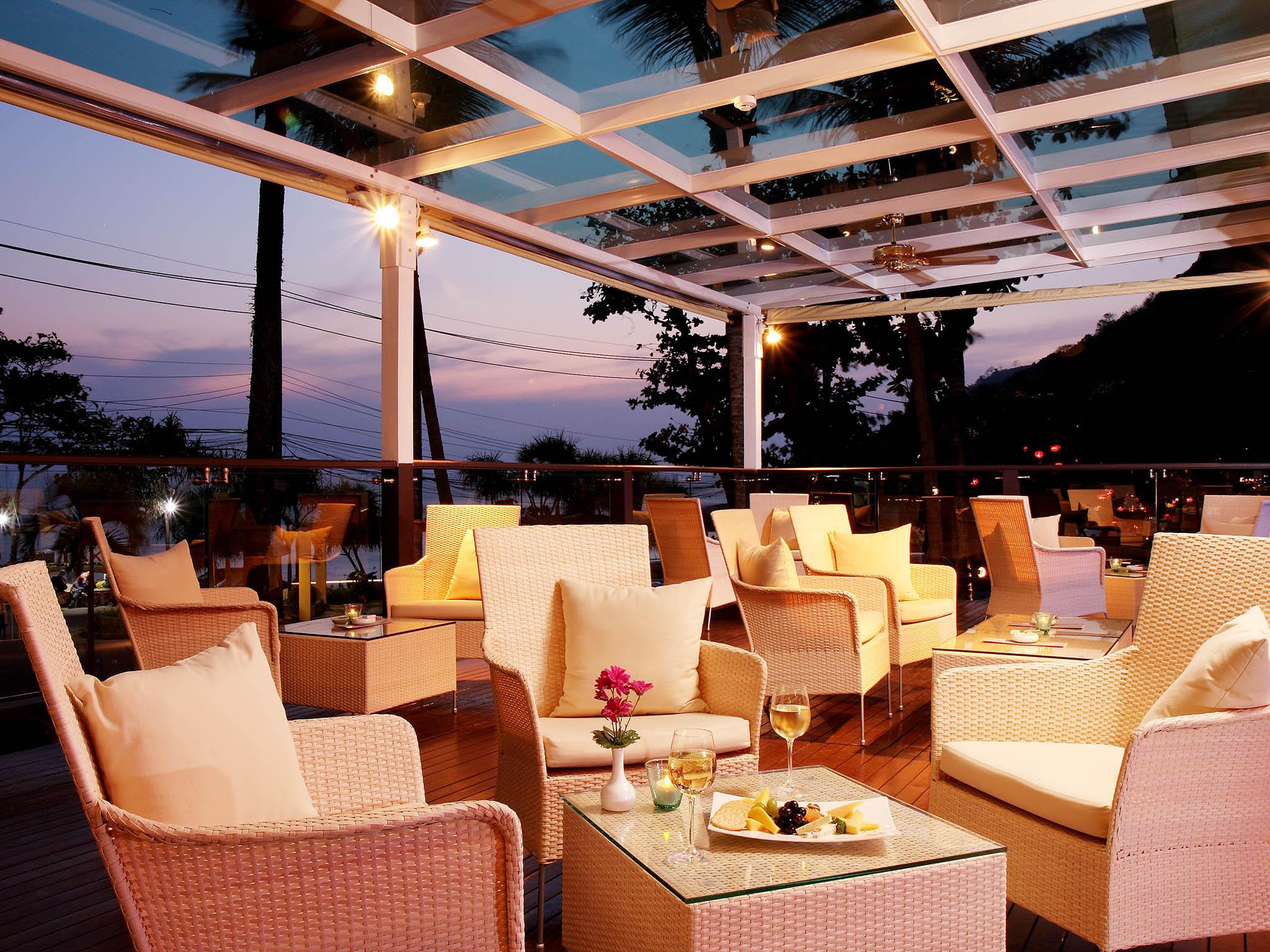 Фото отеля All Seasons Naiharn Phuket 4*