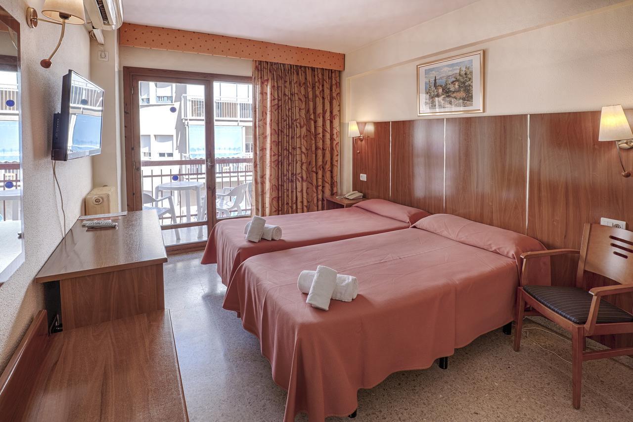 Испания бенидорм отель эсмеральда цена