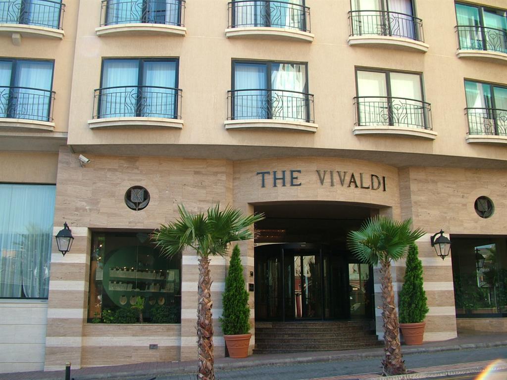 Golden Tulip Vivaldi