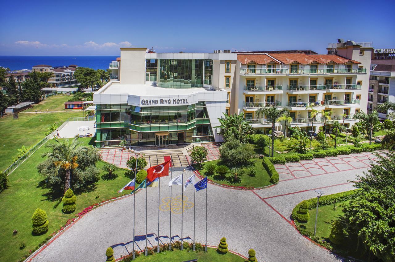 Турция фото отзывы по отелю гранд ринг