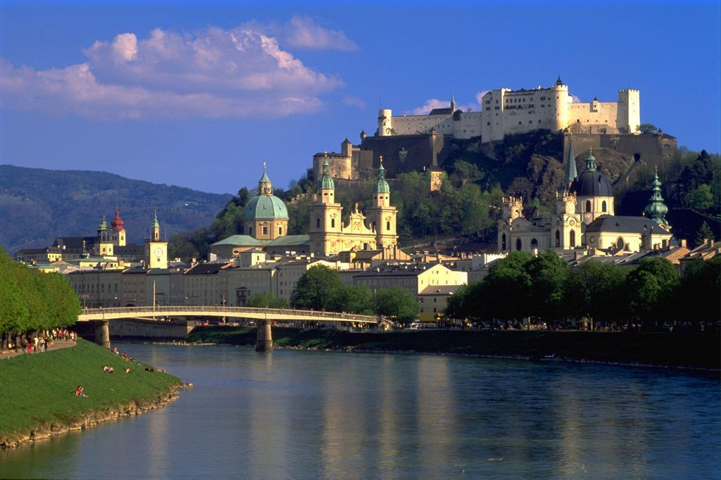 Путевка Австрия Зальцбург на 5 дней за 81541 рубль 23