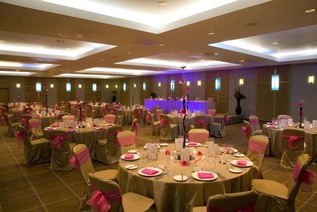 Hilton canary wharf wedding