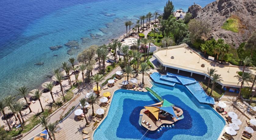 Проживание в отеле tolip resort and spa taba, с питанием все включено