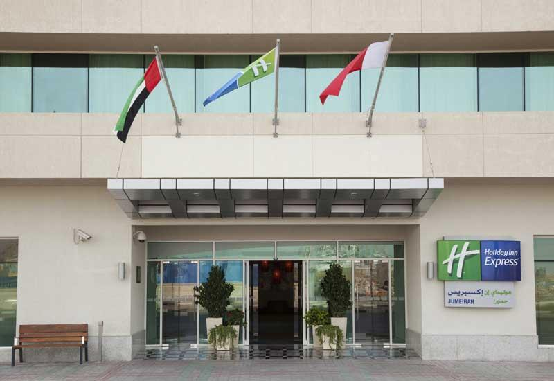 Фото отеля Holiday Inn Express Dubai Jumeirah 2*