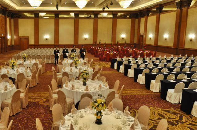 Intercontinental kl wedding