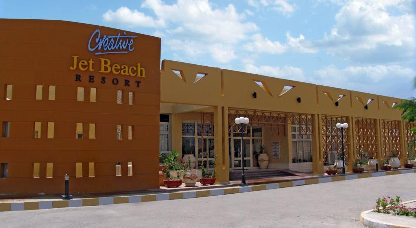 Creative Jet Beach Sokhna