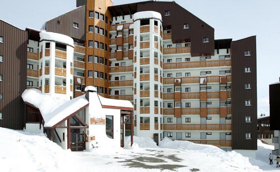 Residence Maeva Les Melezes - 0