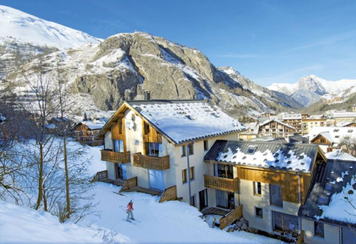 Residence Les Roches Fleuries - 0