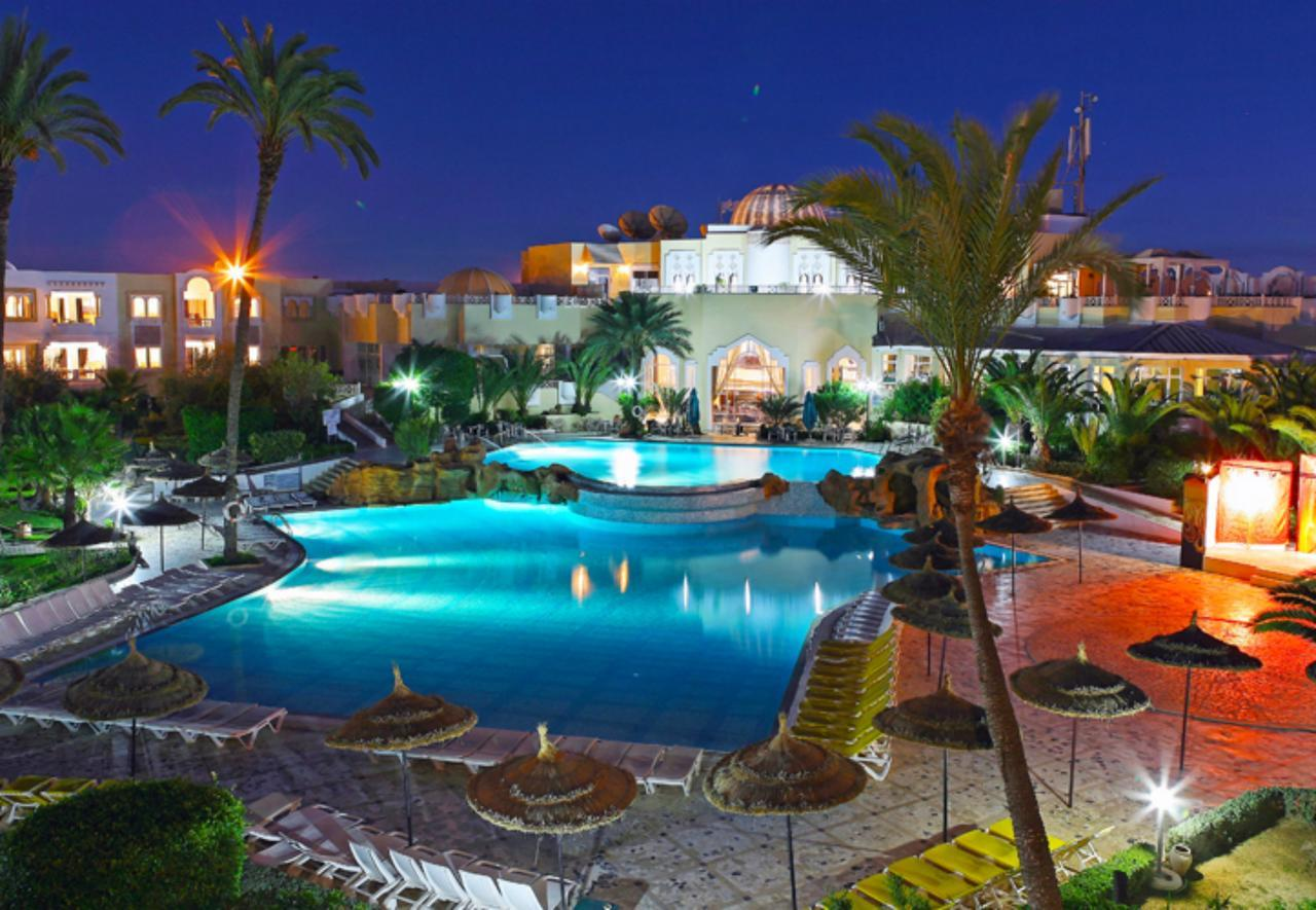 lti djerba holiday beach 4 тунис джерба