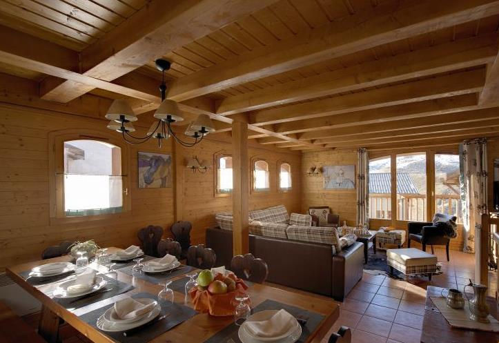 Residence Montagnettes Hameau de la Sapiniere - 3
