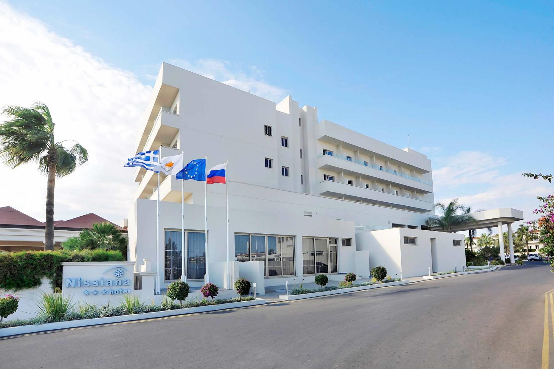отель ниссиана кипр отзывы и фото видео открытка