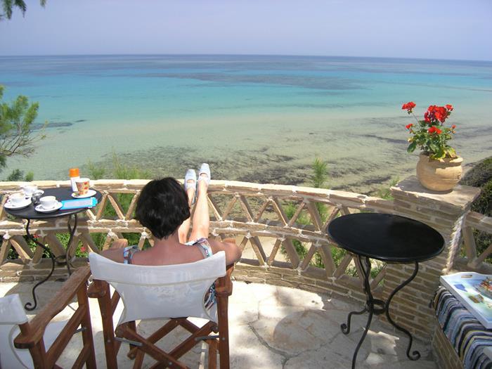 Отдых в испанской деревне на берегу моря