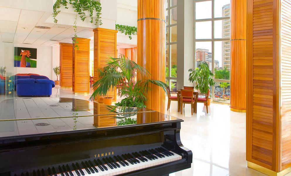 Бенидорм испания отель poseidon resort отзывы
