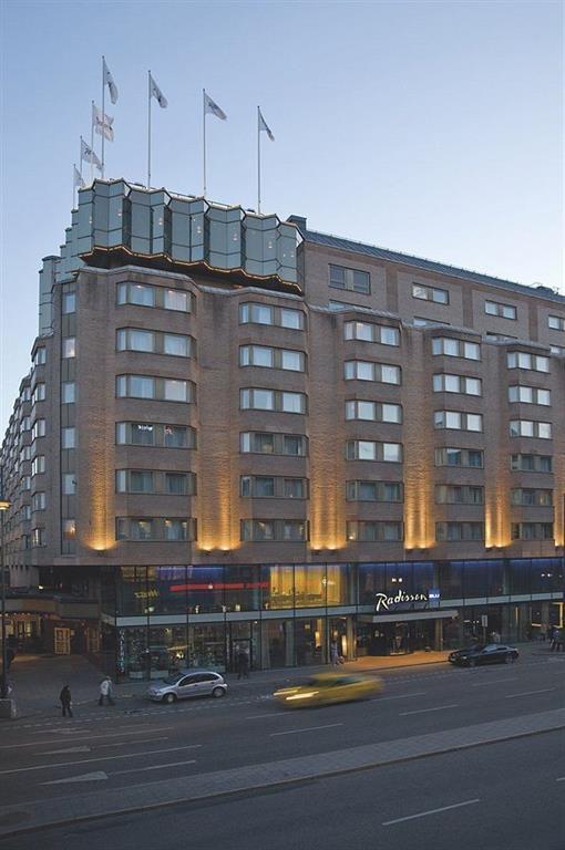 Этот отель находится рядом с центральным железнодорожным вокзалом, в 8-ми минутах ходьбы от стокгольмской ратуши
