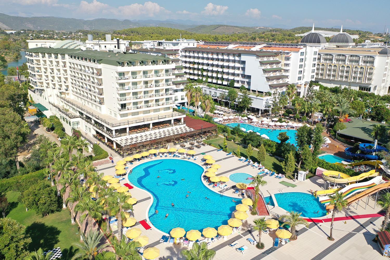 Porto Azzurro Delta Hotels 5* - Турция, Аланья - отдых в