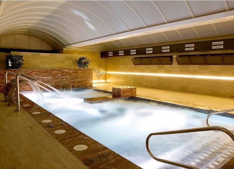 Испания бенидорм отель коста бланка затока