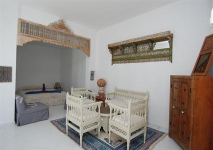 santorini village 3 джерба