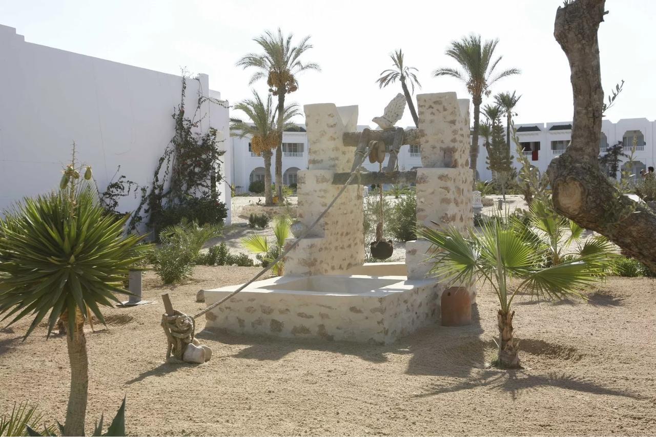 тунис джерба сан клаб 3 звезды