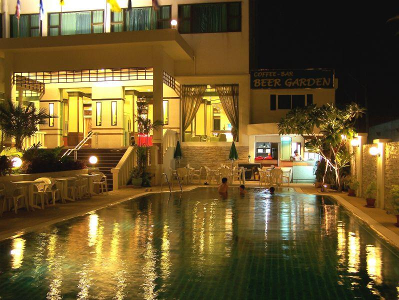Baybeach Resort Jomtien Pattaya