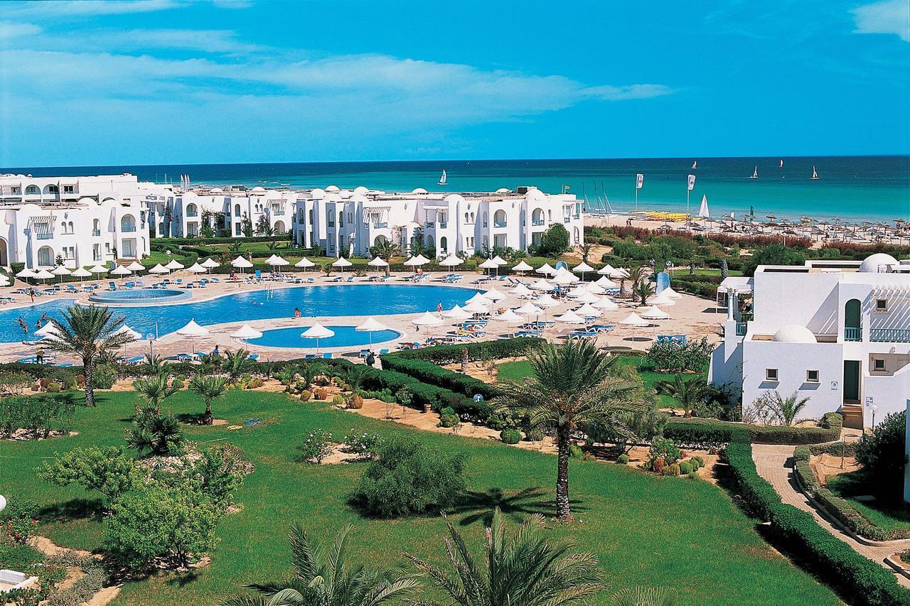 vincci helios beach тунис джерба