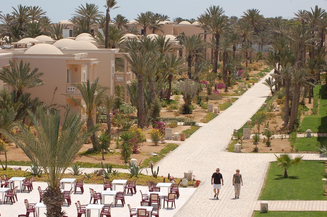 отель зита бич тунис джерба отзывы 2018