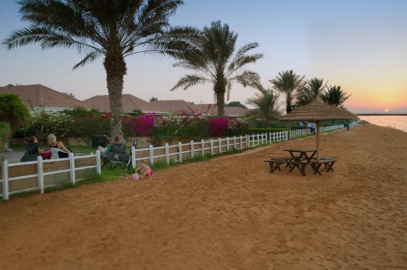 Фотогалерея отеля barracuda beach resort hotel umm al quwain 3 * - барракуда бич ресорт
