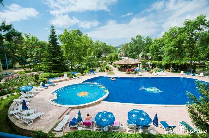 Болгария солнечный берег отель регина фото