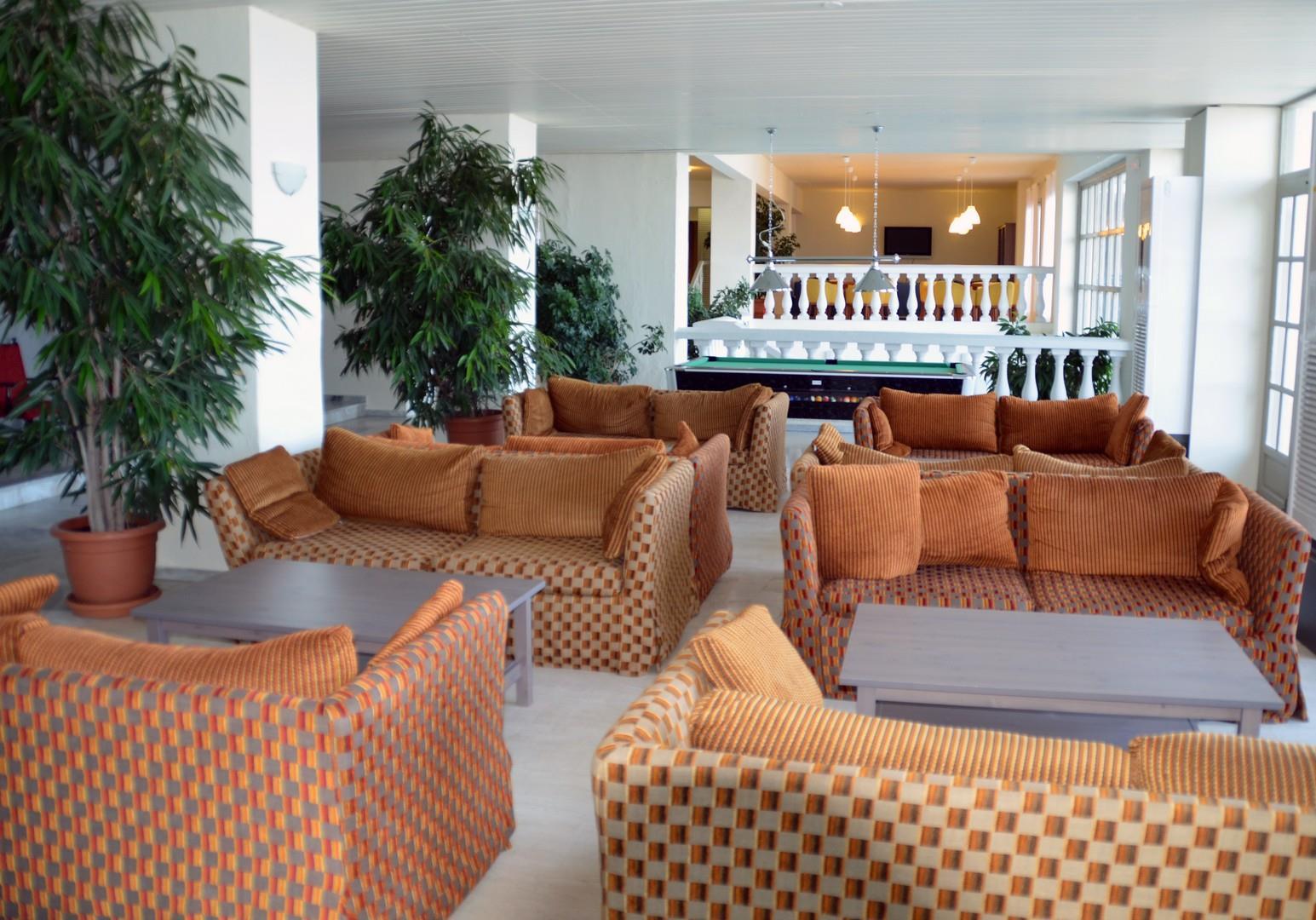 Belvedere hotel корфу