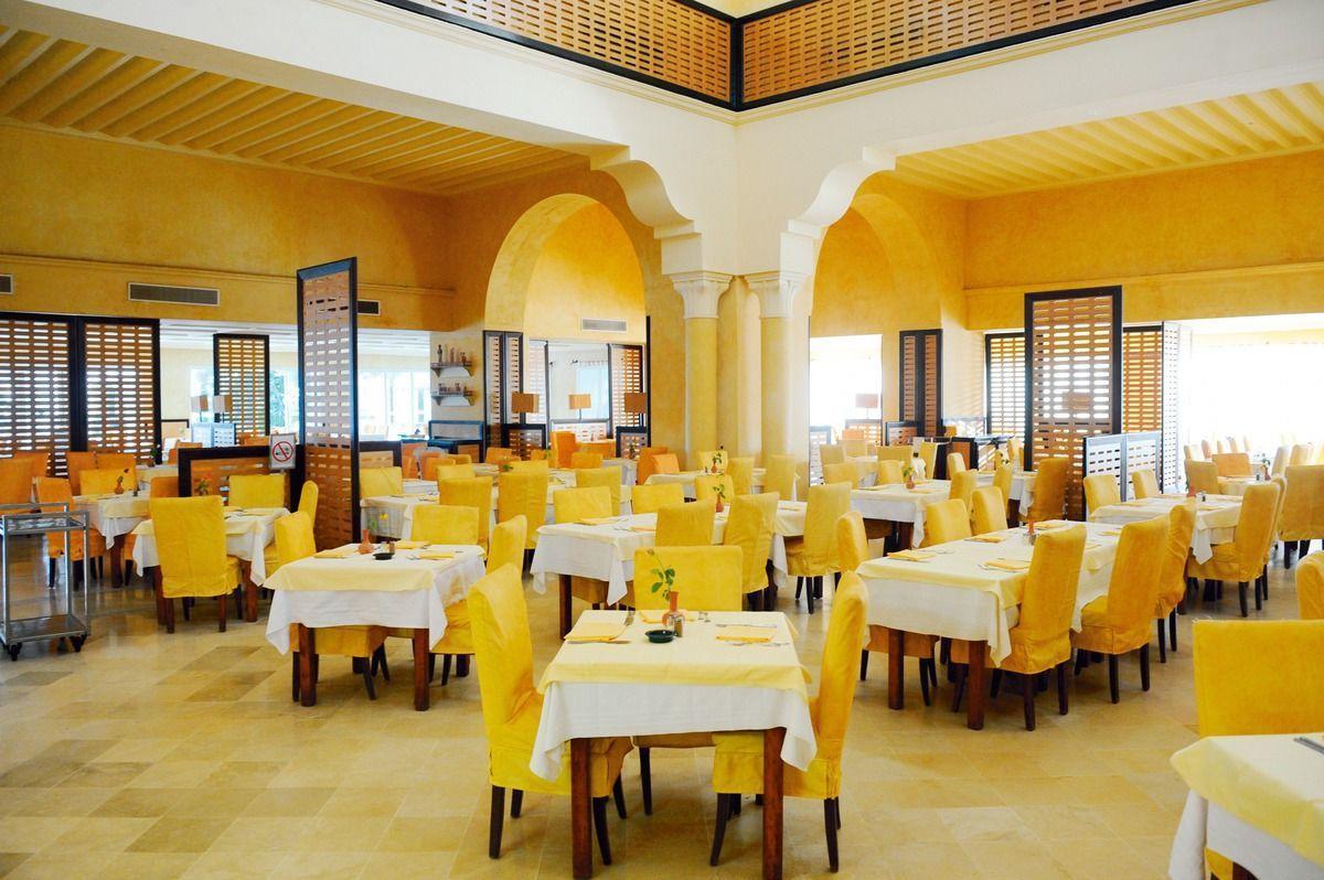отель royal karthago thalasso джерба